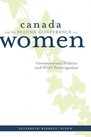 Canada and the Beijing Conference on Women