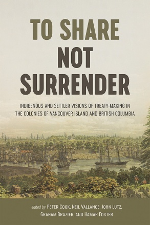 To Share, Not Surrender