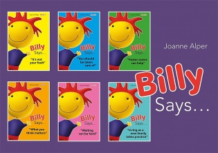 Billy Says... Series of 6 books