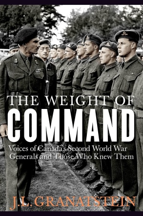 The Weight of Command