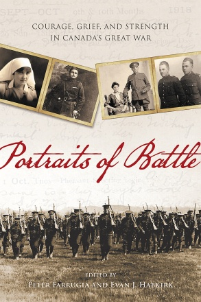 Portraits of Battle
