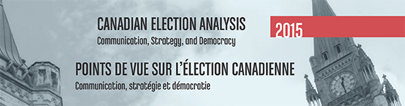 Canadian Election Analysis 2015 Banner
