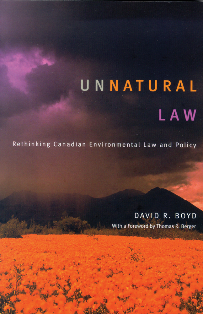 Unnatural Law Cover