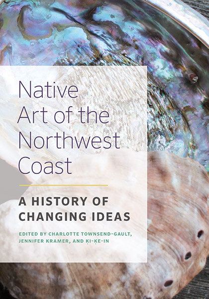 Native Art of the NW Coast Cover