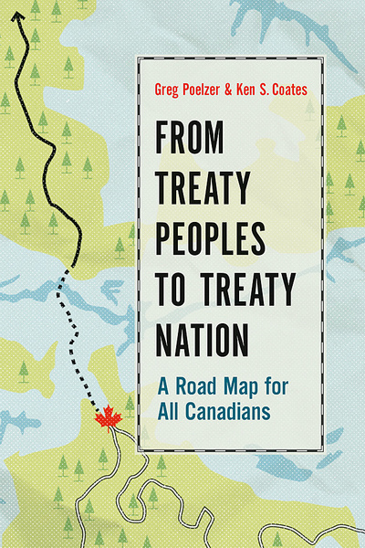 UBC - Uploaded Cover Images - From Treaty Peoples to Treaty Nation