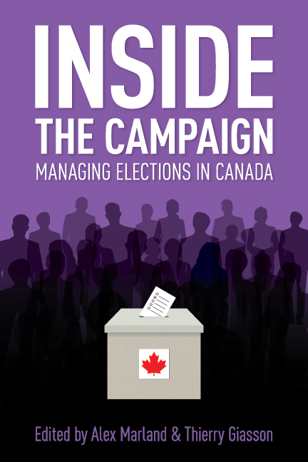 Inside the Campaign Book Cover