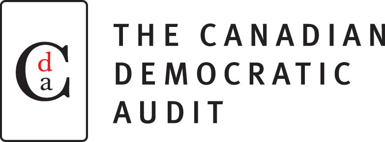 UBC - Series Logos - Canadian Democratic Audit Logo