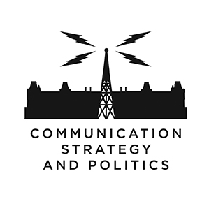 UBC - Series Logos - Communication Strategy and Politics Logo