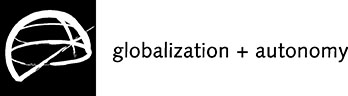 UBC - Series Logos - Globalization and Autonomy Logo